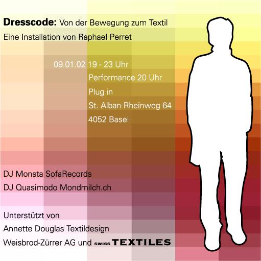 DresscodeFlyer